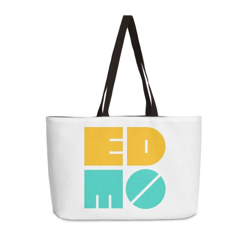 Multi Color EDMO Accessories Bag by EDMO