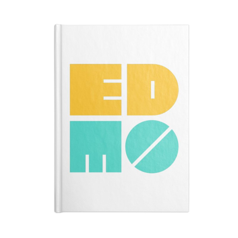 Multi Color EDMO Accessories Notebook by EDMO
