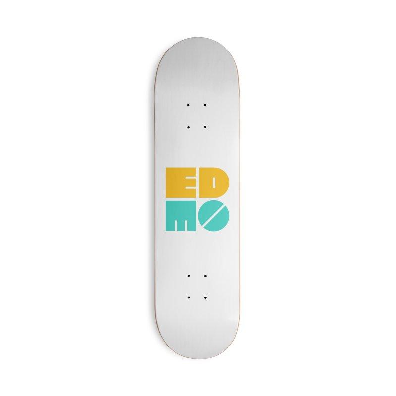 Multi Color EDMO Accessories Skateboard by EDMO