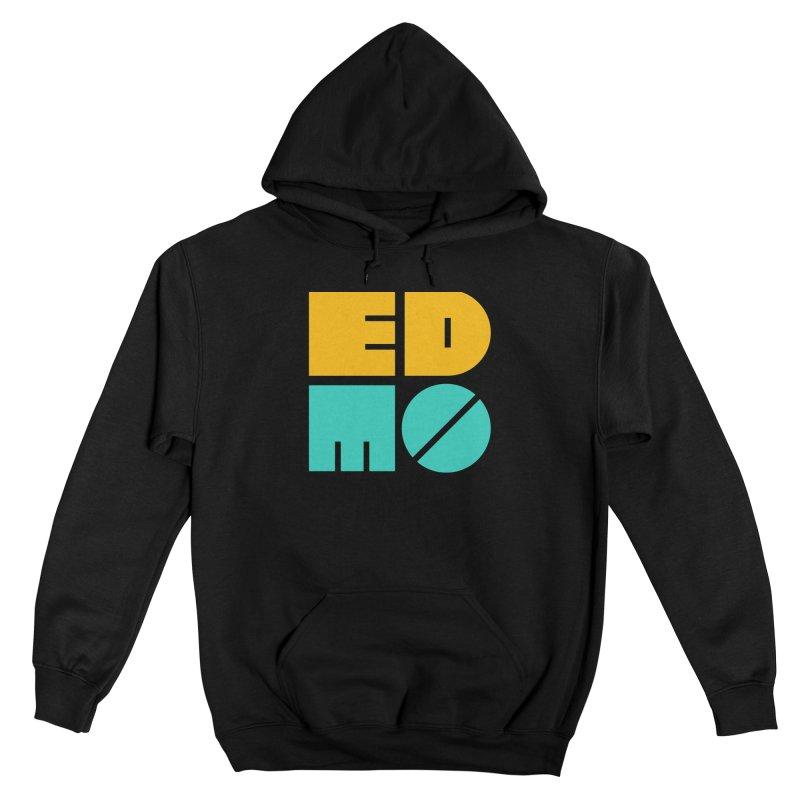 Multi Color EDMO Women's Pullover Hoody by EDMO
