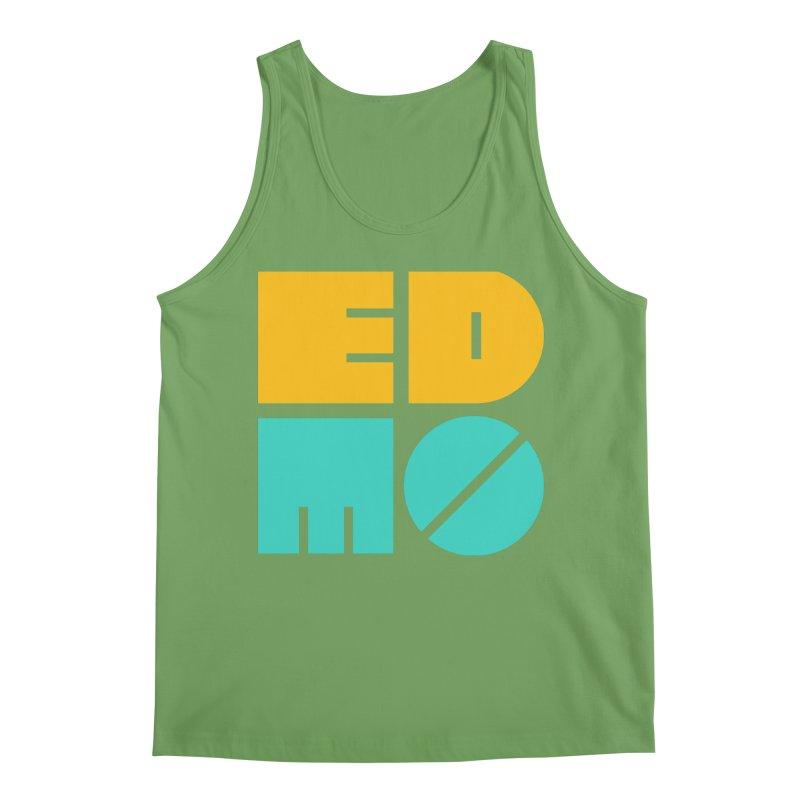 Multi Color EDMO Men's Tank by EDMO