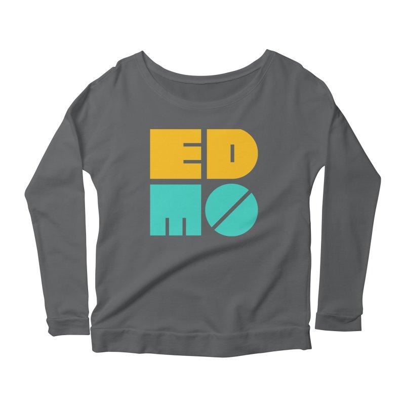 Multi Color EDMO Women's Longsleeve T-Shirt by EDMO