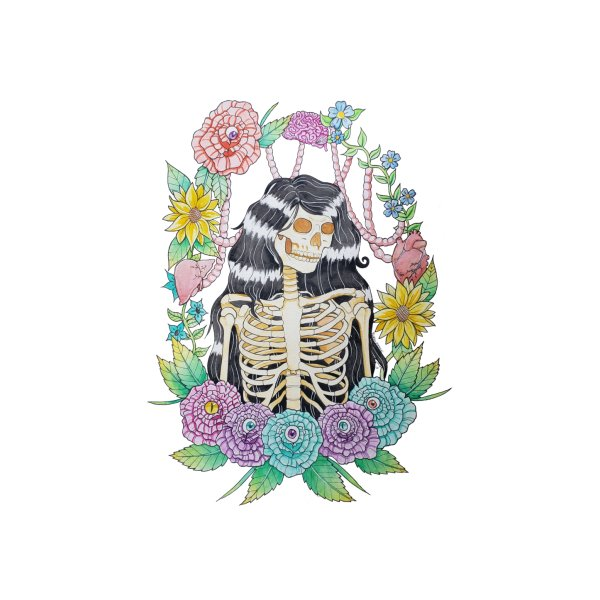 image for The skeletons garden