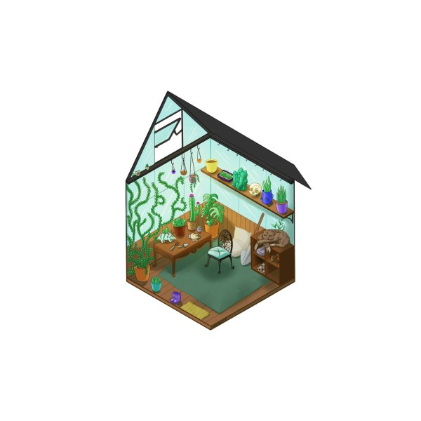 image for Greenhouse Dreamhouse