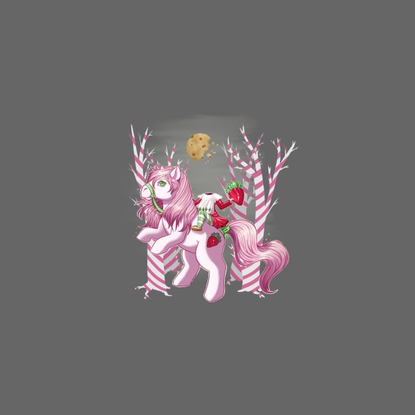 image for My little headless horsecake