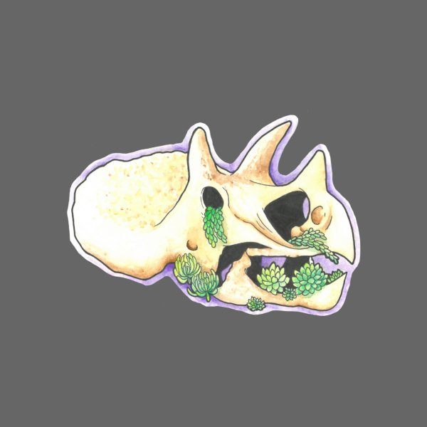image for Succulent Triceratops