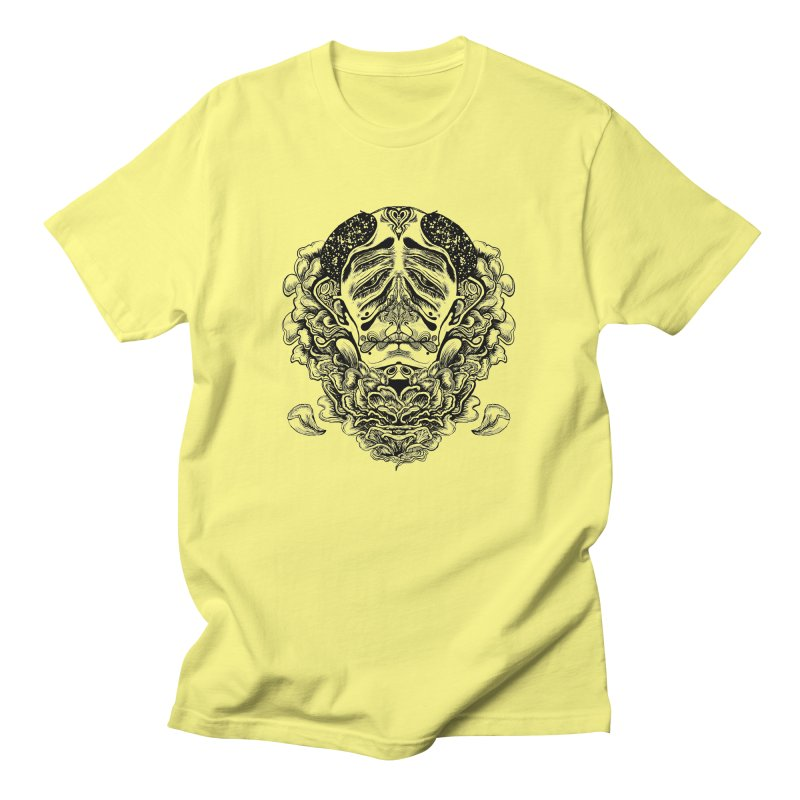 Blooming - Black Line Apparel T-Shirt by Cannery Rat Collective