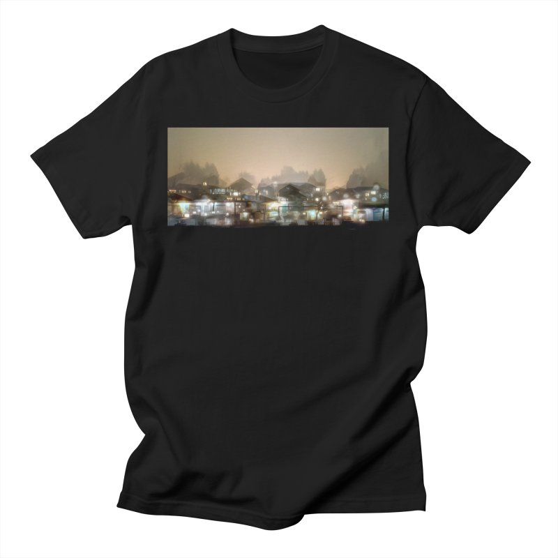 From Out in the Foggy Field Apparel T-Shirt by Cannery Rat Collective