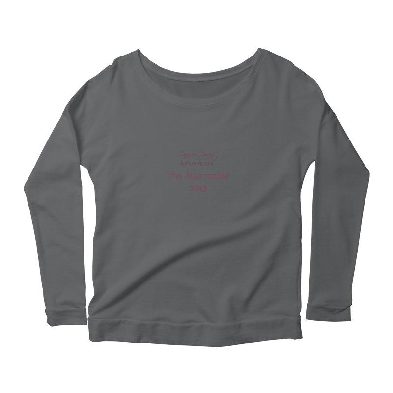 Nutcracker 2019 Women's Longsleeve T-Shirt by Canyon Concert Ballet's Artist Shop