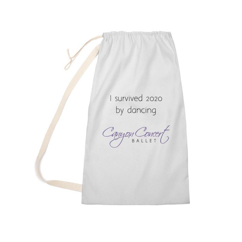 Survived 2020 Accessories Bag by Canyon Concert Ballet's Artist Shop