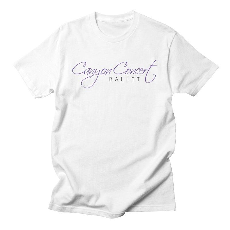 CCB Main Logo Women's T-Shirt by Canyon Concert Ballet's Artist Shop