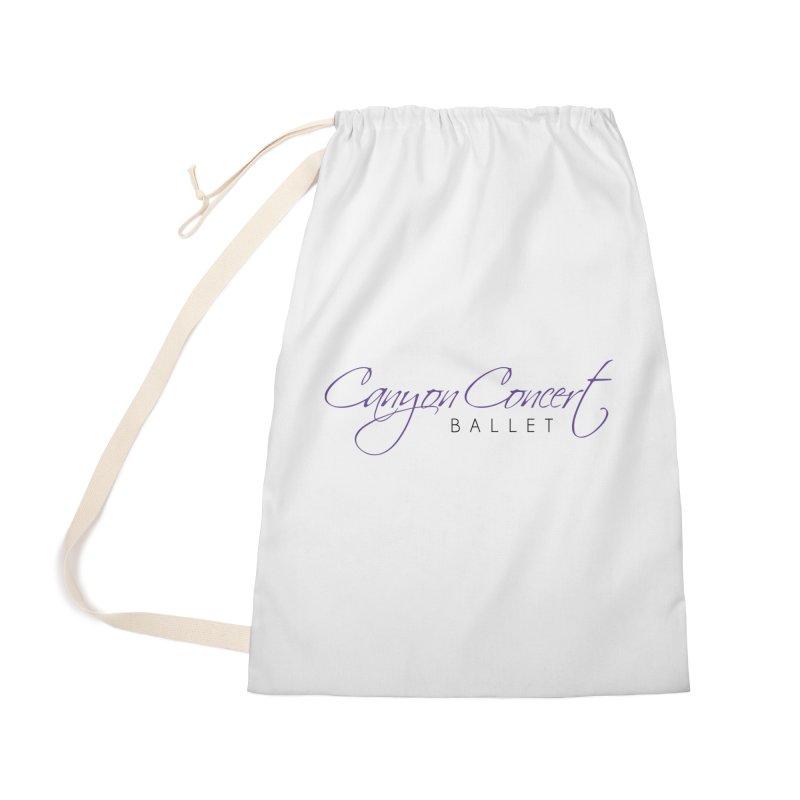 CCB Main Logo Accessories Bag by Canyon Concert Ballet's Artist Shop