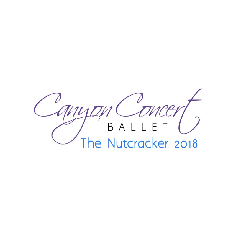 2018 The Nutcracker Men's T-Shirt by Canyon Concert Ballet's Artist Shop
