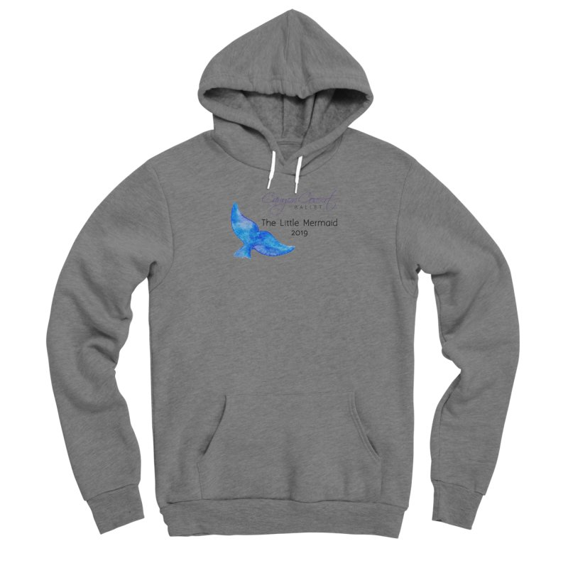 The Little Mermaid Women's Pullover Hoody by Canyon Concert Ballet's Artist Shop