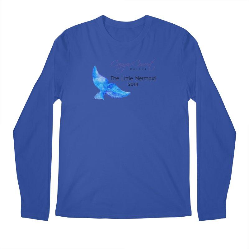 The Little Mermaid Men's Regular Longsleeve T-Shirt by Canyon Concert Ballet's Artist Shop