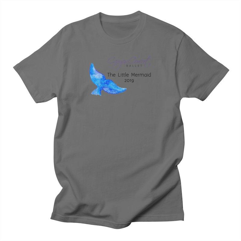 The Little Mermaid Women's T-Shirt by Canyon Concert Ballet's Artist Shop