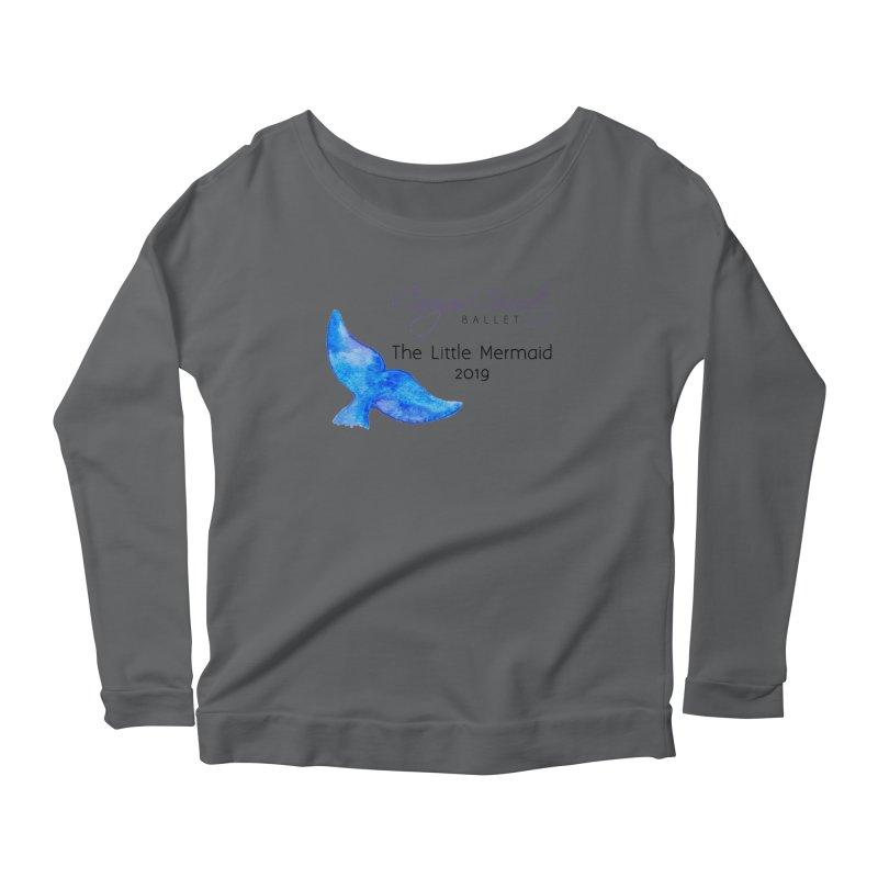 The Little Mermaid Women's Longsleeve T-Shirt by Canyon Concert Ballet's Artist Shop