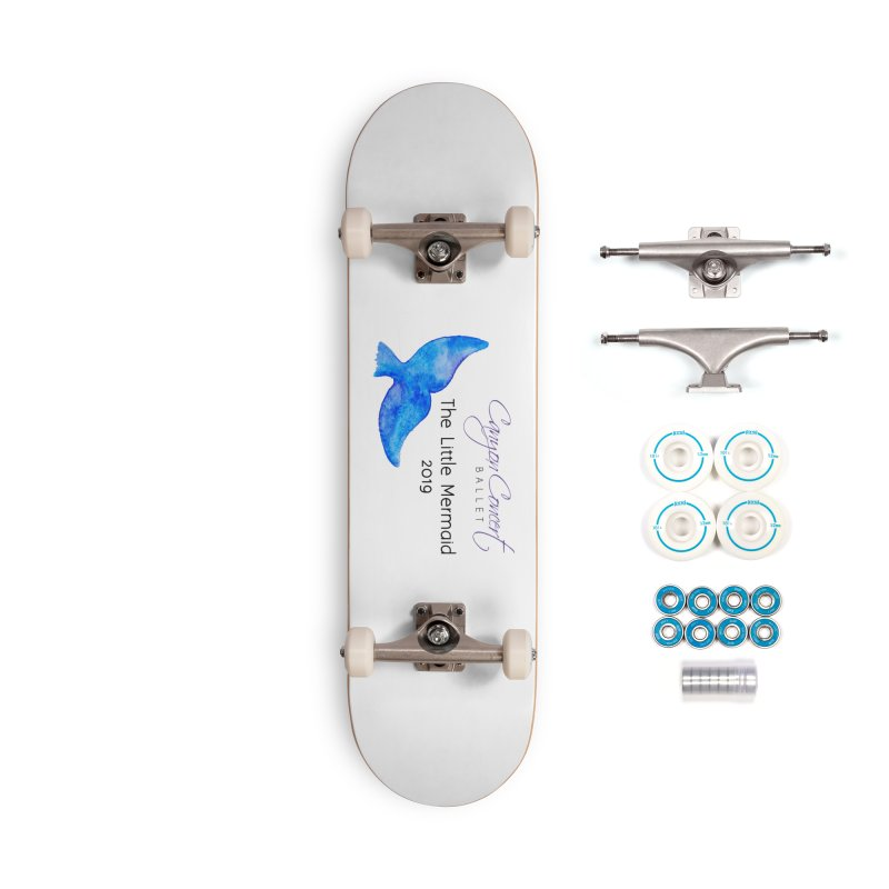 The Little Mermaid Accessories Skateboard by Canyon Concert Ballet's Artist Shop
