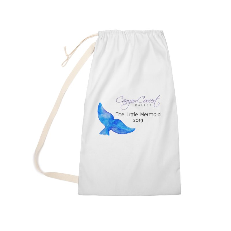 The Little Mermaid Accessories Bag by Canyon Concert Ballet's Artist Shop