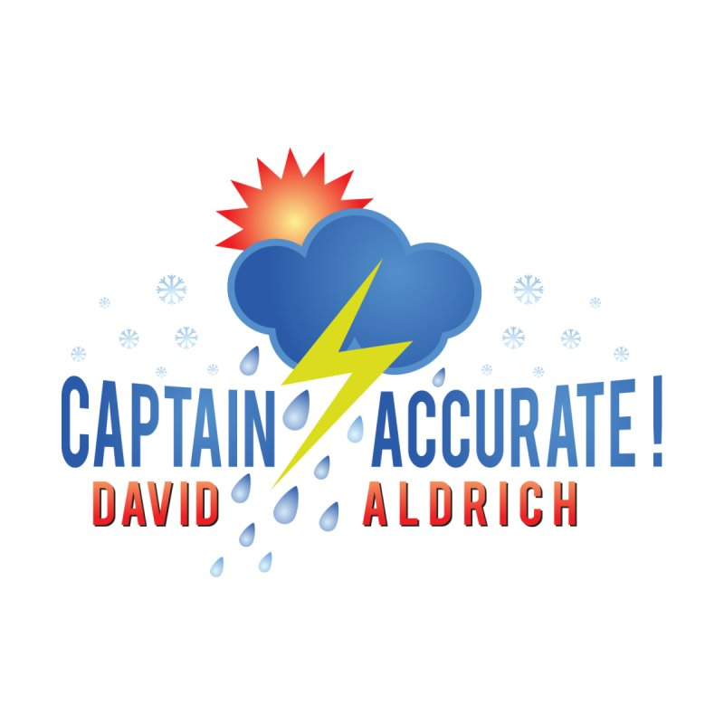 Captain Accurate Men's T-Shirt by Captain Accurate's Artist Shop