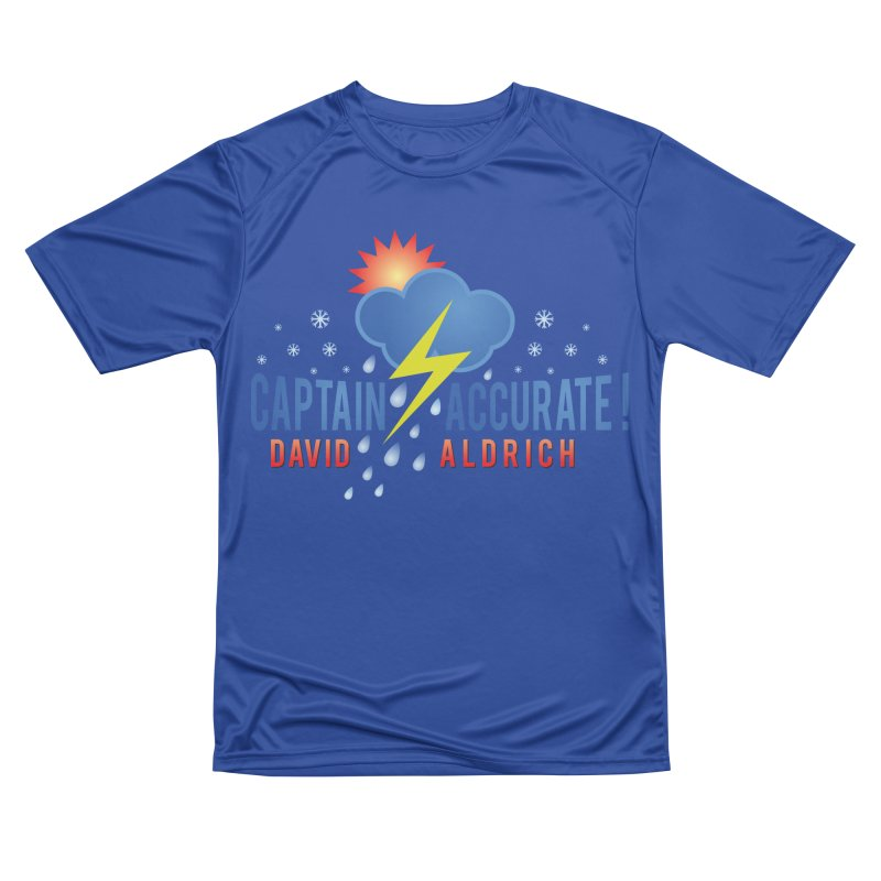 Captain Accurate Men's Performance T-Shirt by Captain Accurate's Artist Shop