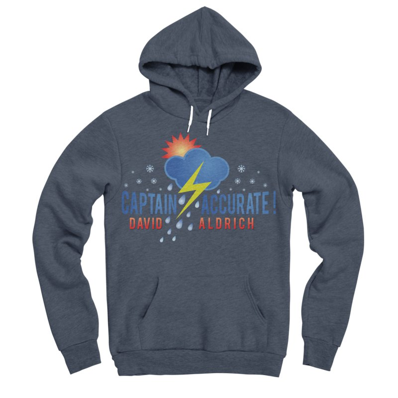 Captain Accurate Women's Sponge Fleece Pullover Hoody by Captain Accurate's Artist Shop