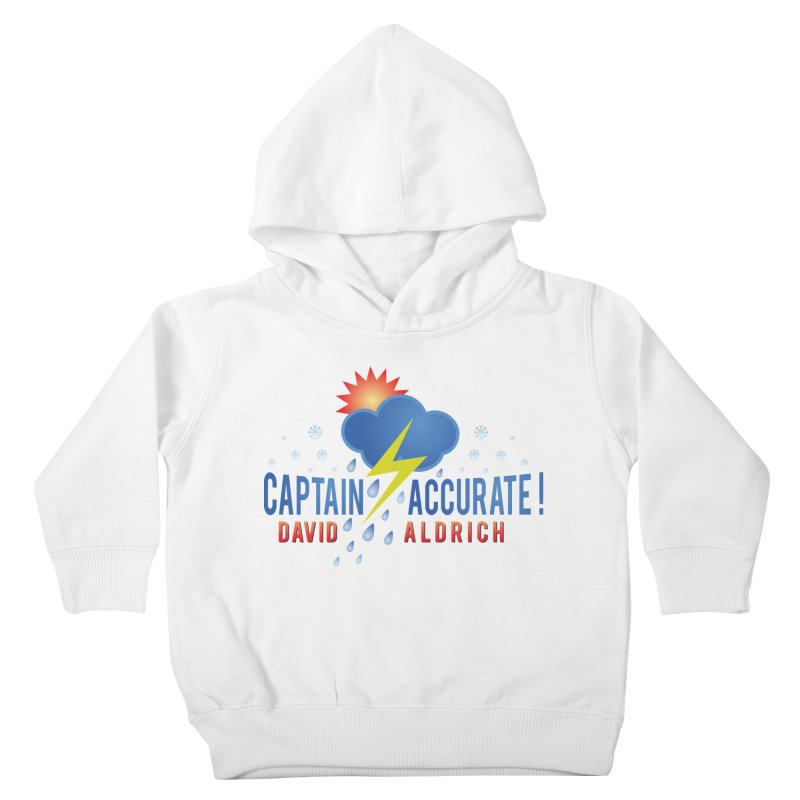 Captain Accurate Kids Toddler Pullover Hoody by Captain Accurate's Artist Shop
