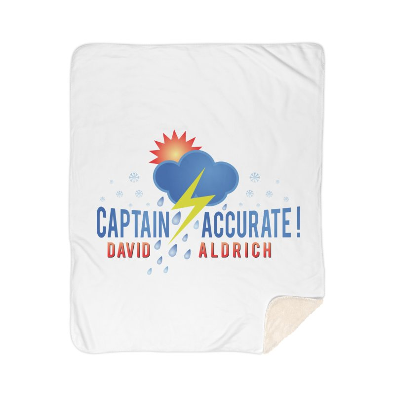 Captain Accurate Home Sherpa Blanket Blanket by Captain Accurate's Artist Shop