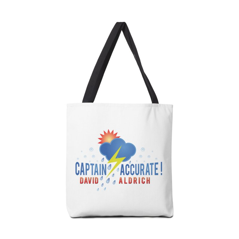 Captain Accurate Accessories Tote Bag Bag by Captain Accurate's Artist Shop