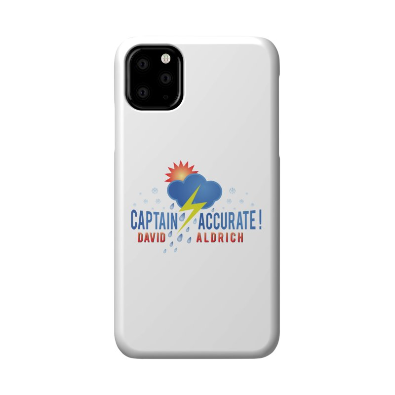Captain Accurate Accessories Phone Case by Captain Accurate's Artist Shop