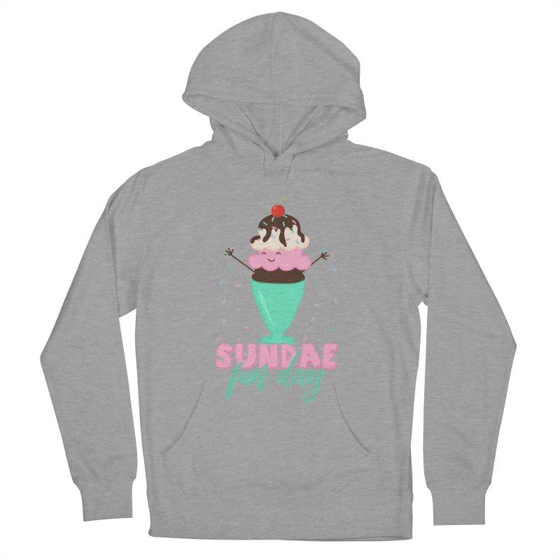 Sundae Fun Day Women's Pullover Hoody by CardyHarHar's Artist Shop