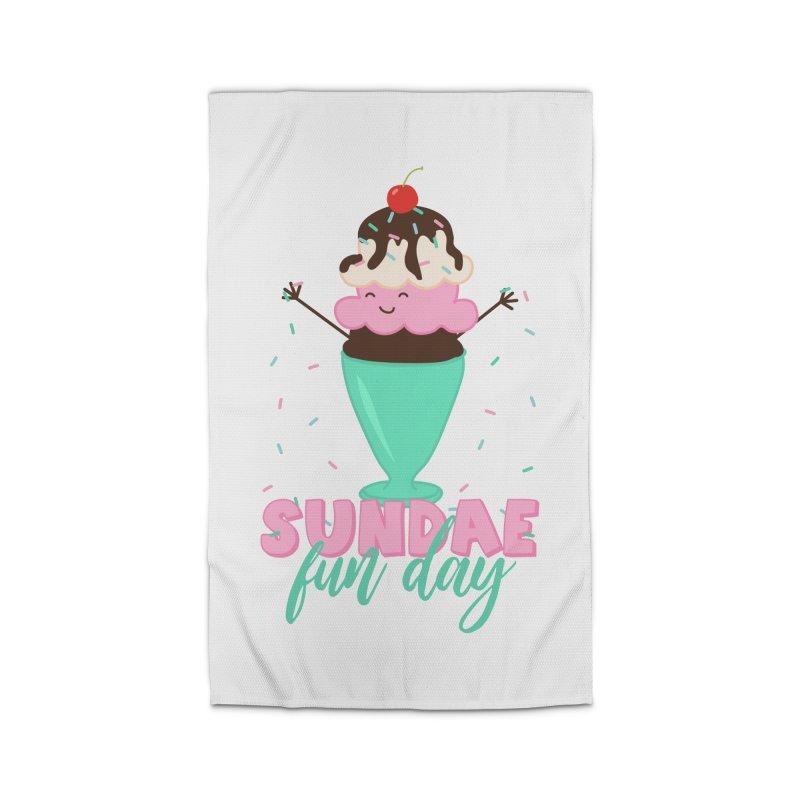 Sundae Fun Day Home Rug by CardyHarHar's Artist Shop
