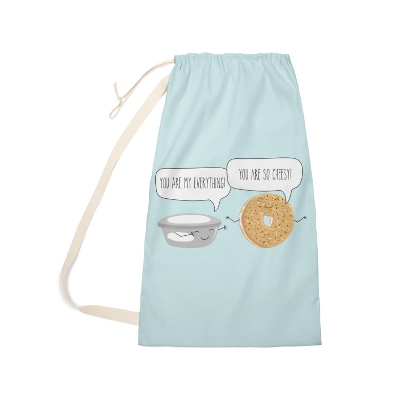 You Are My Everything Accessories Bag by CardyHarHar's Artist Shop