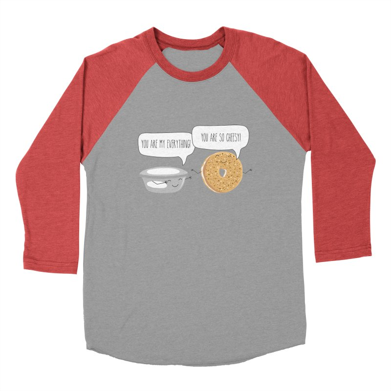 You Are My Everything Men's Longsleeve T-Shirt by CardyHarHar's Artist Shop