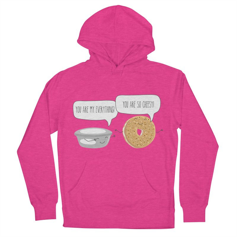 You Are My Everything Men's French Terry Pullover Hoody by CardyHarHar's Artist Shop