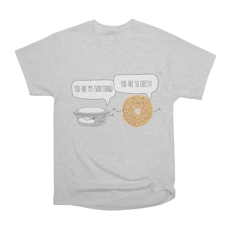 You Are My Everything Men's T-Shirt by CardyHarHar's Artist Shop