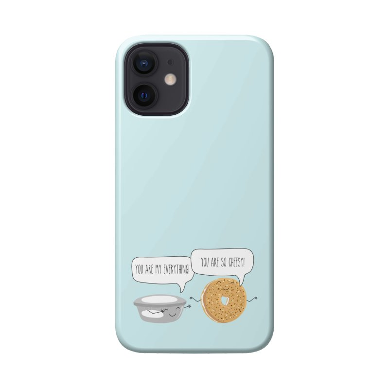 You Are My Everything Accessories Phone Case by CardyHarHar's Artist Shop