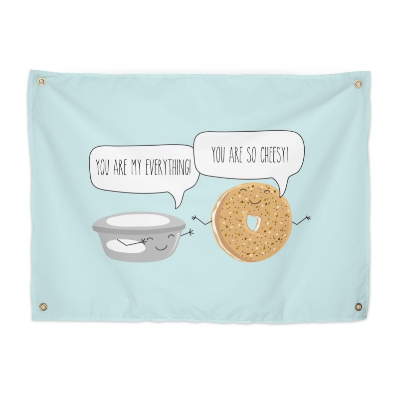 You Are My Everything Home Tapestry by CardyHarHar's Artist Shop
