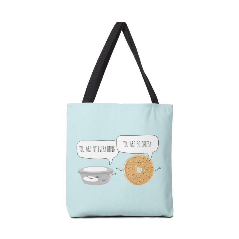 You Are My Everything Accessories Tote Bag Bag by CardyHarHar's Artist Shop