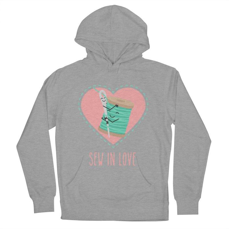 Sew In Love Women's Pullover Hoody by CardyHarHar's Artist Shop