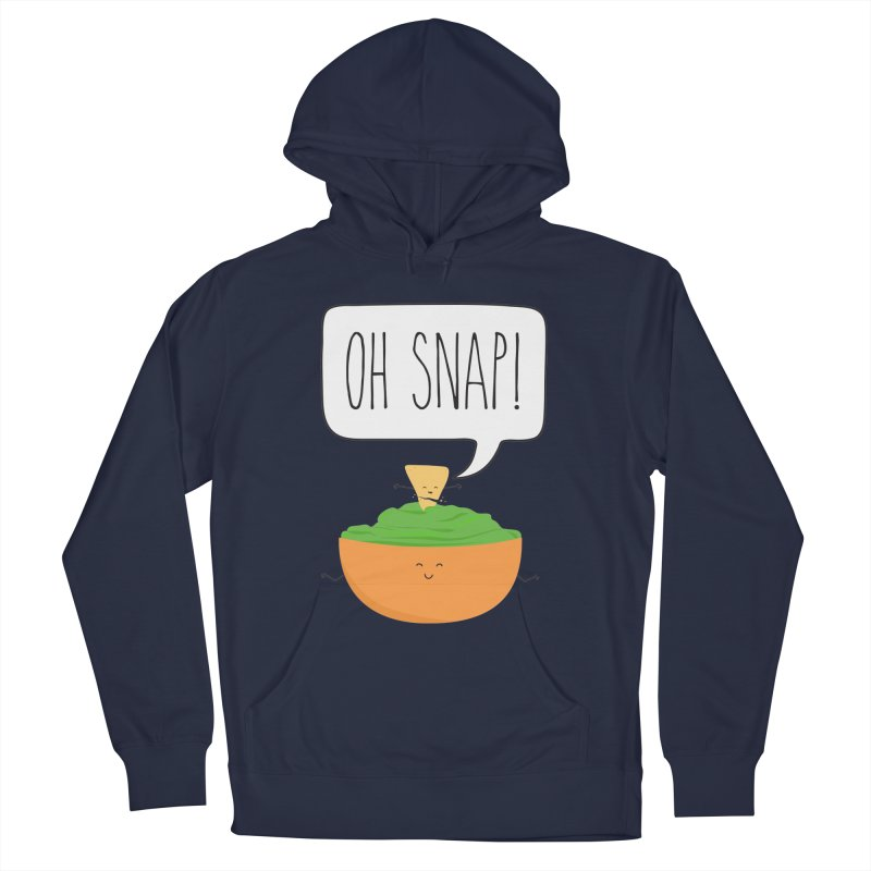 Oh Snap Women's Pullover Hoody by CardyHarHar's Artist Shop
