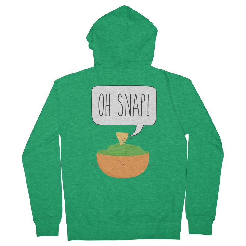 Oh Snap Women's Zip-Up Hoody by CardyHarHar's Artist Shop