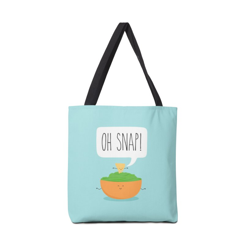 Oh Snap Accessories Tote Bag Bag by CardyHarHar's Artist Shop