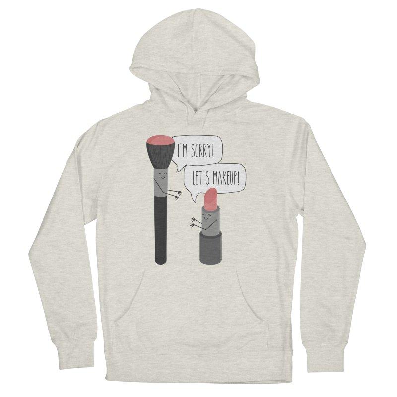Let's Makeup Women's Pullover Hoody by CardyHarHar's Artist Shop