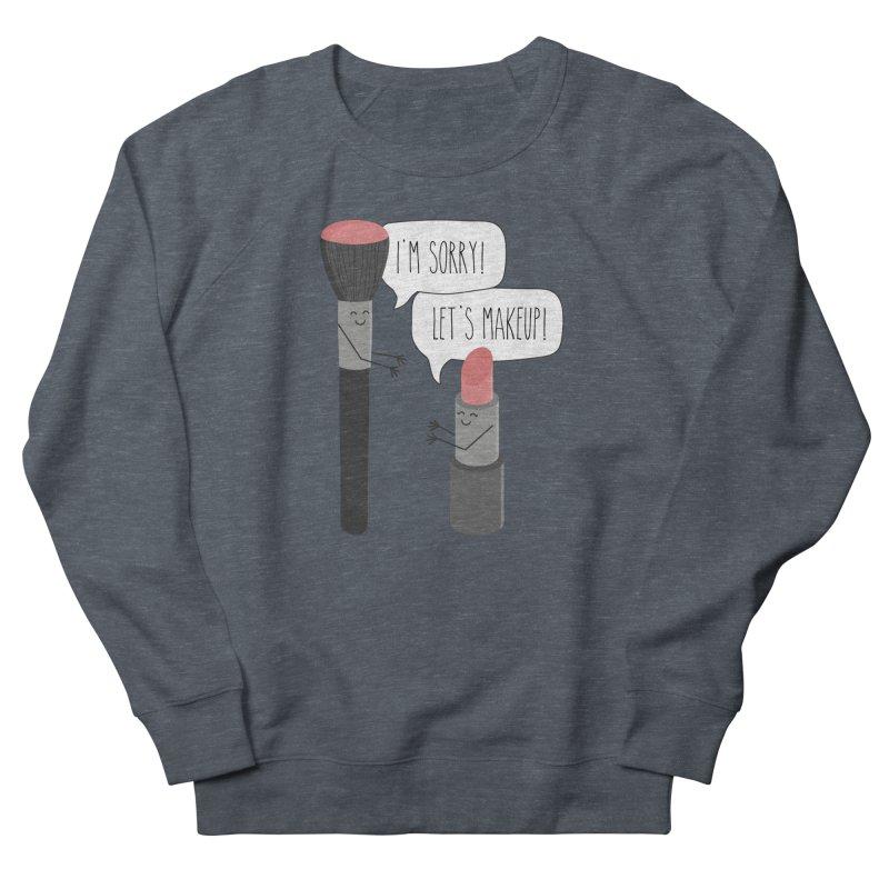 Let's Makeup Men's Sweatshirt by CardyHarHar's Artist Shop