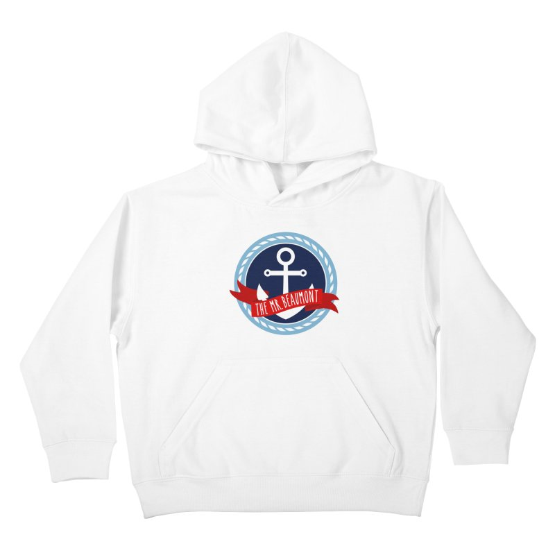 The Mr. Beaumont Kids Pullover Hoody by CardyHarHar's Artist Shop