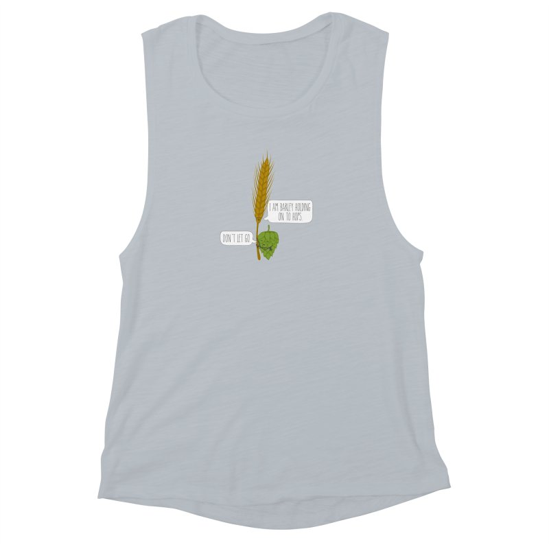 Barley and Hops Women's Tank by CardyHarHar's Artist Shop
