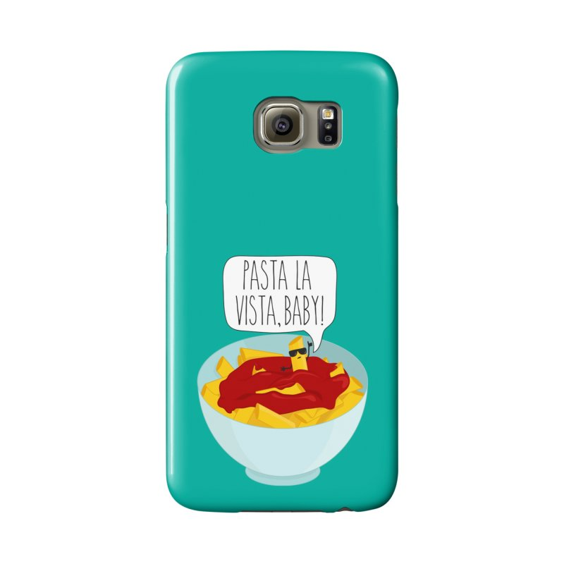 Pasta La Vista, Baby Accessories Phone Case by CardyHarHar's Artist Shop