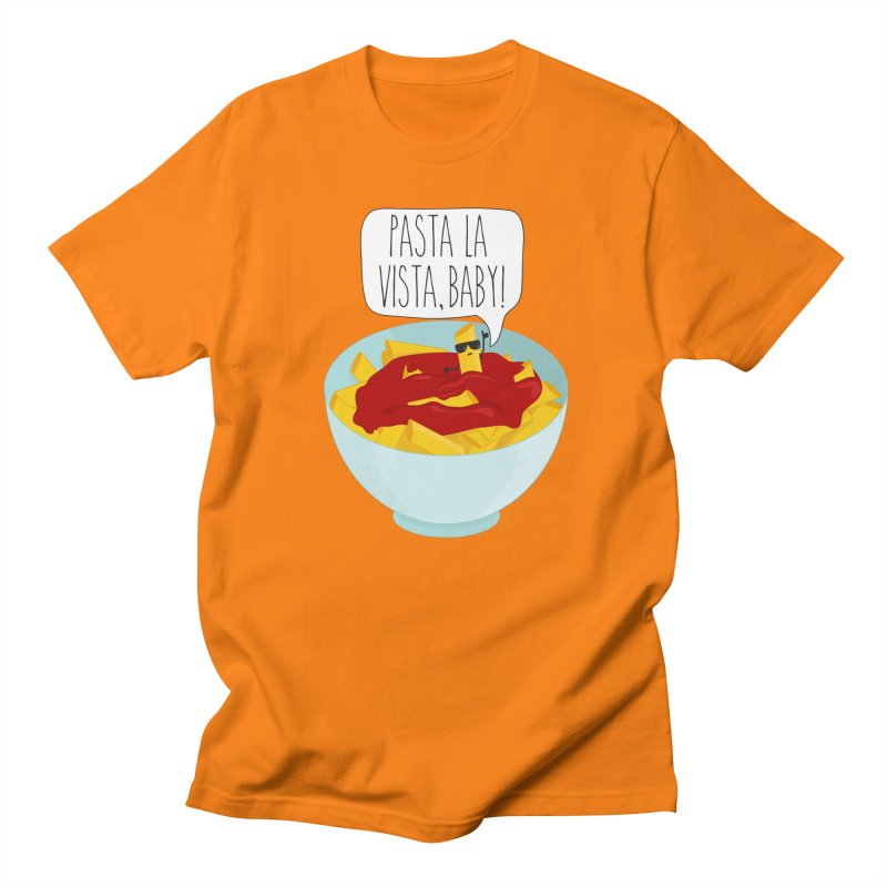 Pasta La Vista, Baby Women's T-Shirt by CardyHarHar's Artist Shop