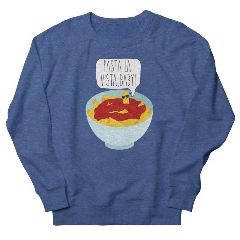 Pasta La Vista, Baby Men's Sweatshirt by CardyHarHar's Artist Shop